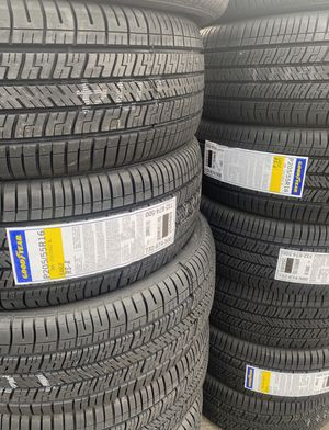 "16"" GOODYEAR EAGLE RS-A TIRES Brand New Tires - In Stock Today! Size 205/55R16 ......$89 EA for Sale in La Habra, CA"