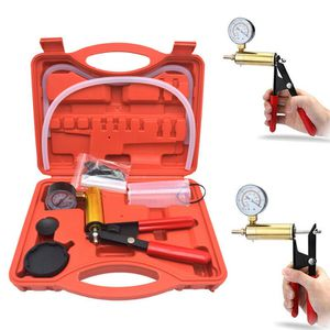 Car Hand Held Vacuum Pressure Pump Tester Set Brake Fluid Bleeder Bleeding Kit (pumptester-USA) for Sale for sale  Riverside, CA