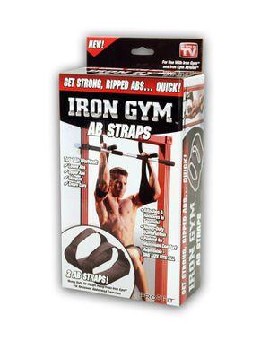 Iron Gym Ab Straps for Sale in Clovis, CA