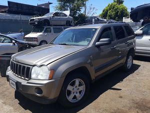 2006 Jeep Grand Cherokee for parts only for Sale in El Cajon, CA