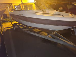 Ranken boat and trailer for Sale in Charlotte, NC