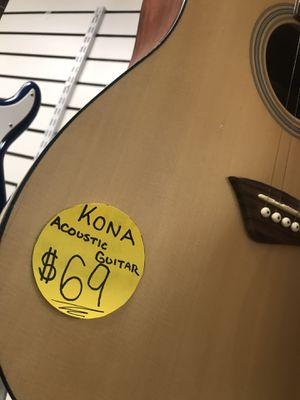 Kona acoustic guitar for Sale in Washington, DC