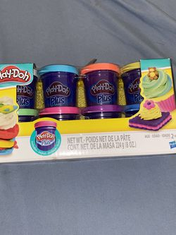 Play-Doh Plus Color Set (8 Pack) 8 Cans. Vintage colors. Never opened! for Sale in South El Monte,  CA