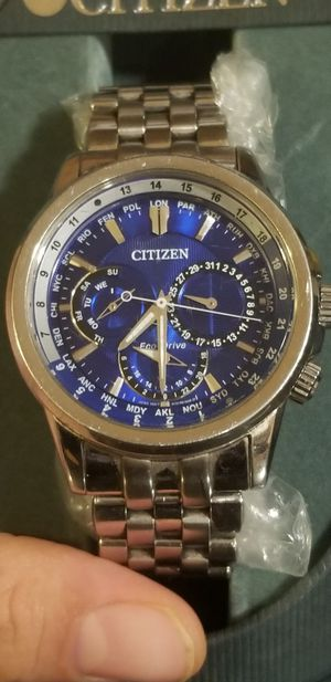 CITIZEN ECHO DRIVE MENS watch for Sale in Fairfax, VA