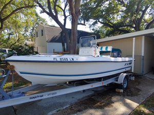 2002 SeaPro center console boat for Sale in Tampa, FL