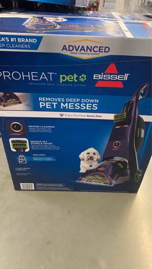 Project pet bissell vacuum for Sale in Frisco, TX