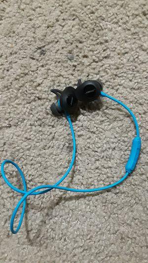 Bose soundsport wireless earphones for Sale in Edmonds, WA