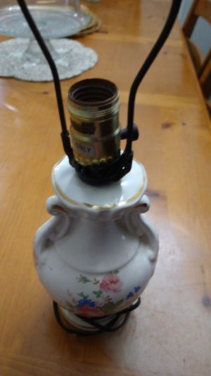 antiques lamp for Sale in Kissimmee, FL