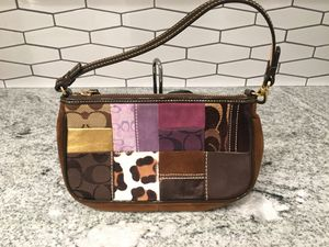 Coach evening bag for Sale in Mission Viejo, CA