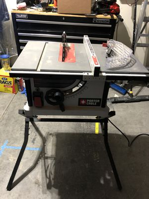 Porter Cable Table Saw for Sale in North Las Vegas, NV