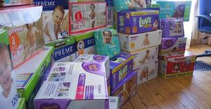 Mother's In Need of Diapers for Sale in Philadelphia, PA