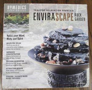 Homedics Envirascape Rock Garden for Sale in Westborough, MA