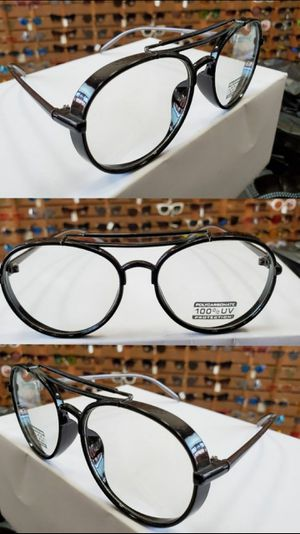 RETRO RocknRoll Sunglasses with Red & CLEAR frames POLARIZED for Sale in Long Beach, CA