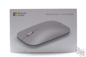 Authentic Microsoft - Surface Mobile Mouse (Silver) OB🖱 for Sale in Rancho Cucamonga, CA