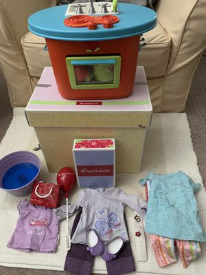 American girl doll & accessories for Sale in Riverside, CA
