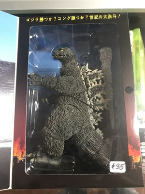 "King Kong vs. Godzilla 1962 NECA Reel Toys 7"" Action Figure for Sale in La Habra Heights, CA"