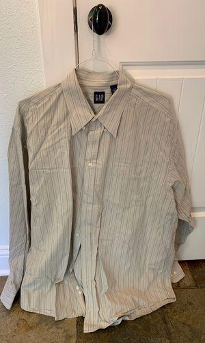 Men's Gap brand dress shirt XXL for Sale in Wenatchee, WA