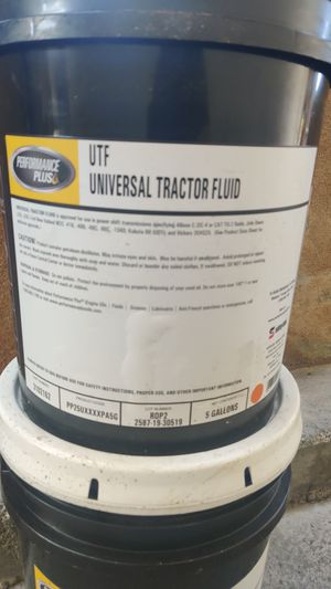Universal tractor fluid for Sale in Santa Clarita, CA