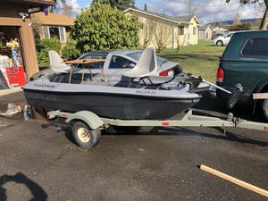 10 foot bass boat for Sale in Pacific, WA