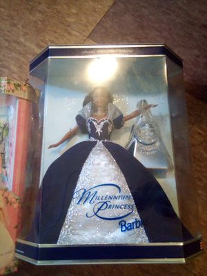 Millenium Princess Barbie and bride. for Sale in Minneapolis, MN