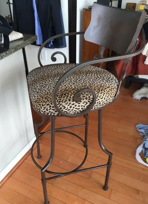 Stool bar- set of two for Sale in Washington, DC