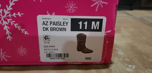 Little girls size 11 boots for Sale in Redlands, CA