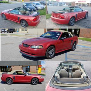 2002 Mustang V6 Convertible 18 GT Alloy Wheels for Sale in Bessemer, AL