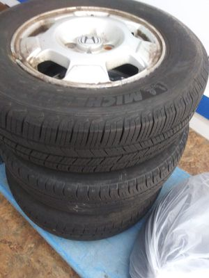 Tires and wheels for Sale in Chevy Chase, DC