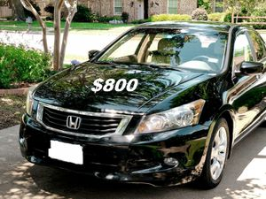 Very Clean $800 Honda accord 2009 clean title full drive for Sale in Washington, DC