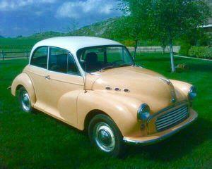 Restored show winner 1957 Morris minor 1000 for Sale in San Marcos, CA
