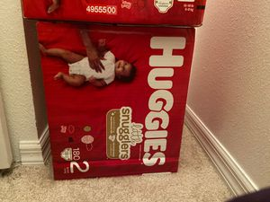 Huggies diapers for Sale in Kissimmee, FL