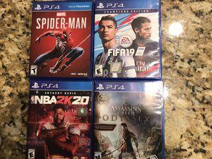 PS4 Games for Sale in Boynton Beach, FL