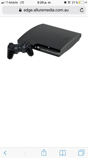Ps3 for Sale in Gaithersburg, MD