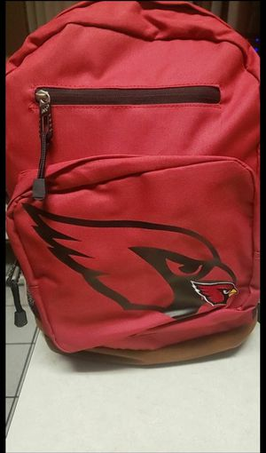 Cardinals red backpack for Sale in Phoenix, AZ