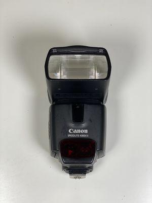 Canon Speedlite 430EX II for Sale in Phoenix, AZ