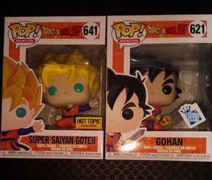 Funko Pop DragonBall Z Pair for Sale in Stockton, CA