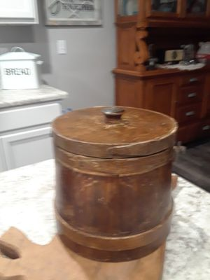 Old ice bucket for Sale in Columbia, MO
