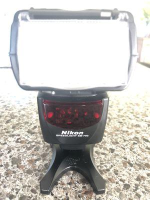 Nikon Sb700 speedlight bundle for Sale in Sun City Center, FL