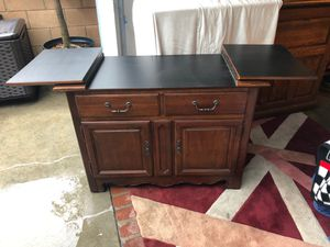 White Furniture Company of Mebane Buffet wood antique for Sale in Torrance, CA