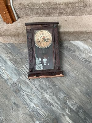 Clock -ANTIQUE (Needs restoring) for Sale in Upper Marlboro, MD