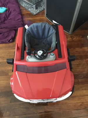 Brand new! Red pick up truck walker, adjustable sizes and heights perfect for infants six months of age up to 24 months for Sale in Columbus, OH
