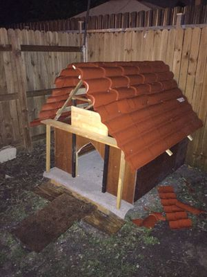 Home made dog house for Sale in Miami, FL