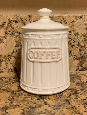 Coffee container storage for Sale in Los Angeles, CA