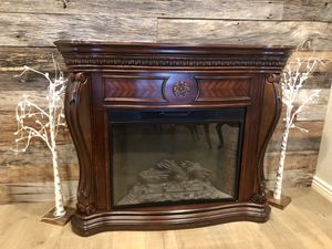 Electric fireplace and heater for Sale in Phoenix, AZ