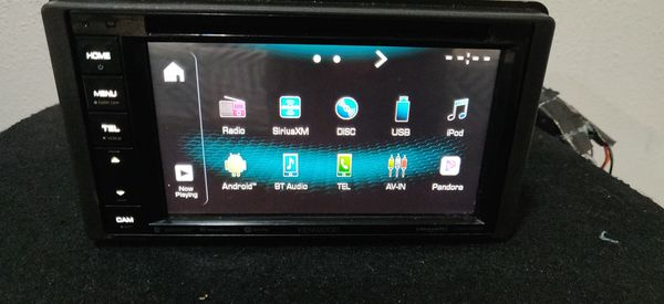 Kenwood DDX26BT Double Din Car Stereo like new only had it for a month works great