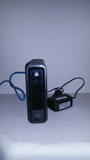 Motorola DSL modem. for Sale in Mill Creek, WA