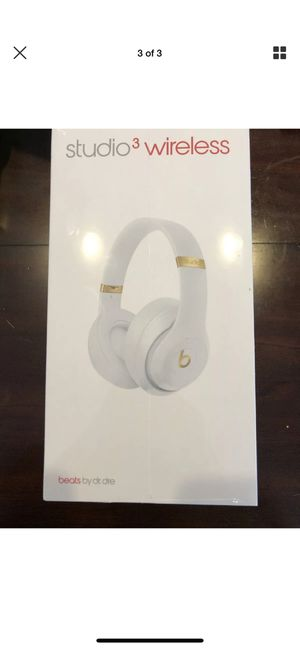 Beats studio 3 wireless headsets for Sale in Centreville, VA