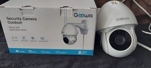 Goowls Security Camera Outdoor for Sale in Lawrenceville, GA