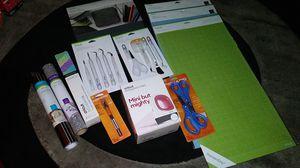 Mini press and Cricut accessories for Sale in Huntington Beach, CA