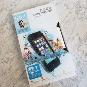 Lifeproof phone case BRAND NEW for iPhone 5/5s for Sale in Milwaukie, OR